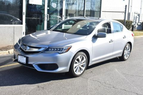 Certified Pre-Owned 2016 Acura ILX with Premium Package 4dr Car