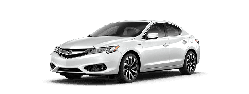 2018 Acura ILX with Premium and A-SPEC Package 4dr Car