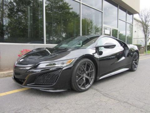Certified Pre-Owned 2017 Acura NSX  AWD
