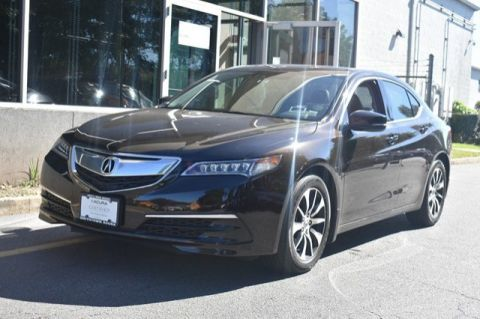 Certified Pre-Owned 2015 Acura TLX 2.4 8-DCT P-AWS with Technology Package With Navigation