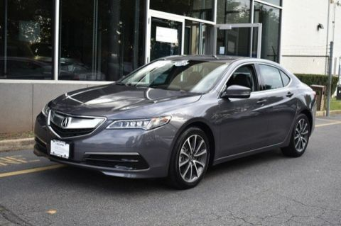 Certified Pre-Owned 2017 Acura TLX 3.5 V-6 9-AT P-AWS with Technology Package With Navigation