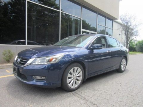 Pre-Owned 2013 Honda Accord Sdn EX-L 4dr Car