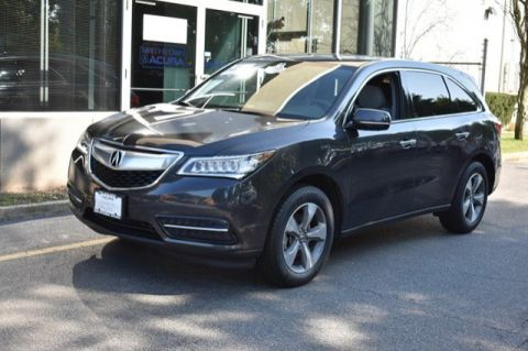 Certified Pre-Owned 2015 Acura MDX SH-AWD Sport Utility