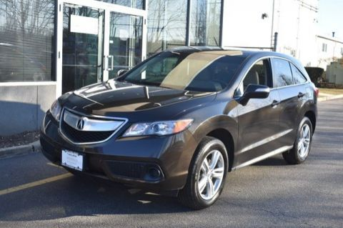 Pre-Owned 2015 Acura RDX AWD Sport Utility