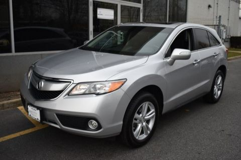 Certified Pre-Owned 2015 Acura RDX AWD with Technology Package With Navigation