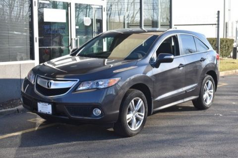 Pre-Owned 2015 Acura RDX AWD with Technology Package With Navigation