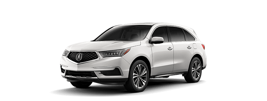 2018 Acura MDX SH-AWD with Technology Package Sport Utility