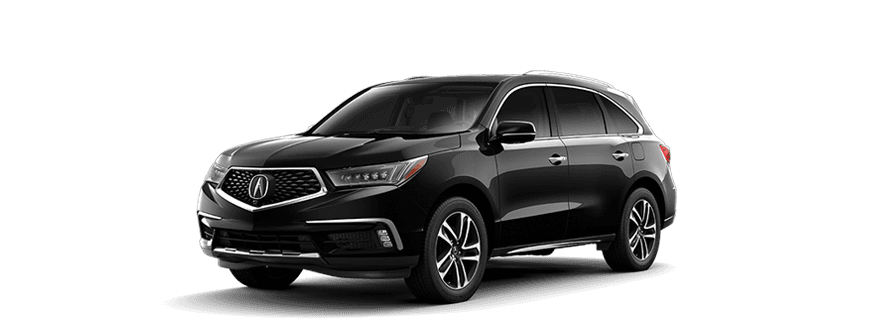 New 2018 Acura MDX SH-AWD with Advance Package With Navigation