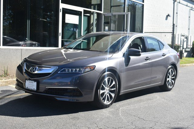 Certified Pre-Owned 2017 Acura TLX 2.4 8-DCT P-AWS